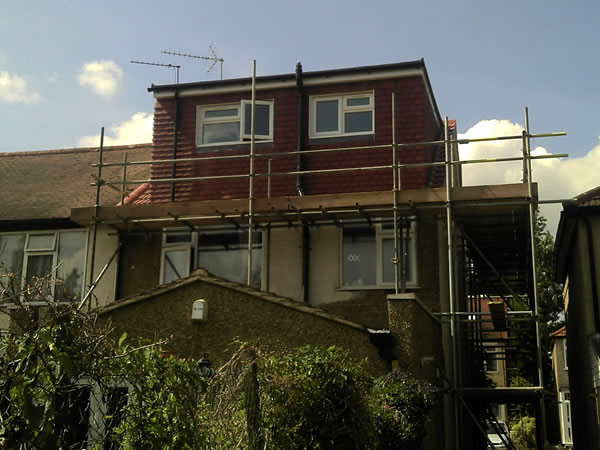 building extensions in Uxbridge