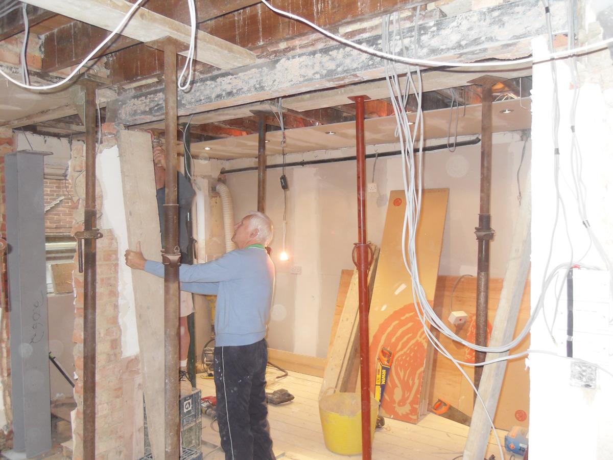 Build Dec - Room Conversions