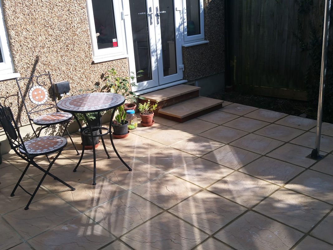 Patios Uxbridge West London