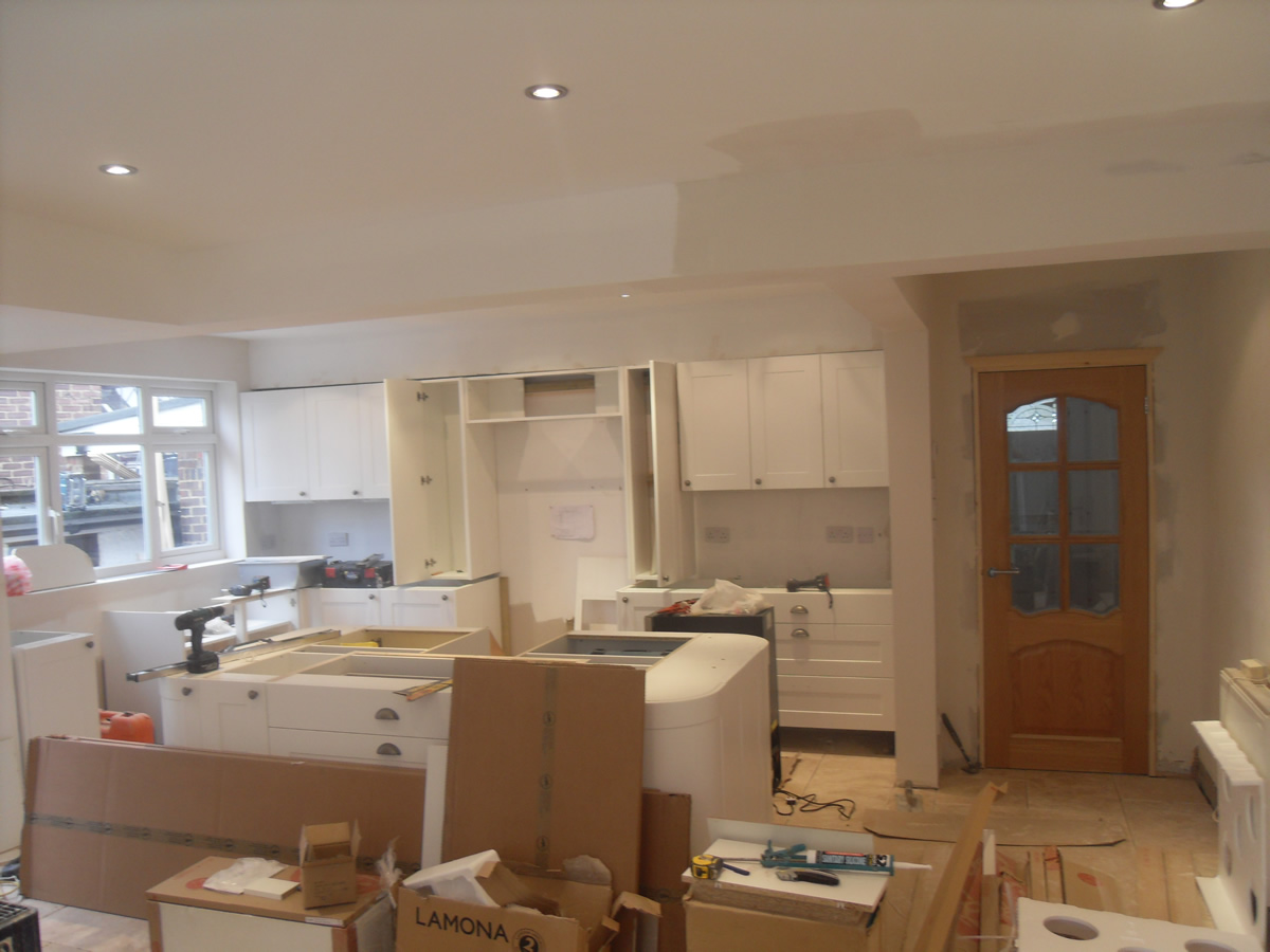 Plasterer Uxbridge West London