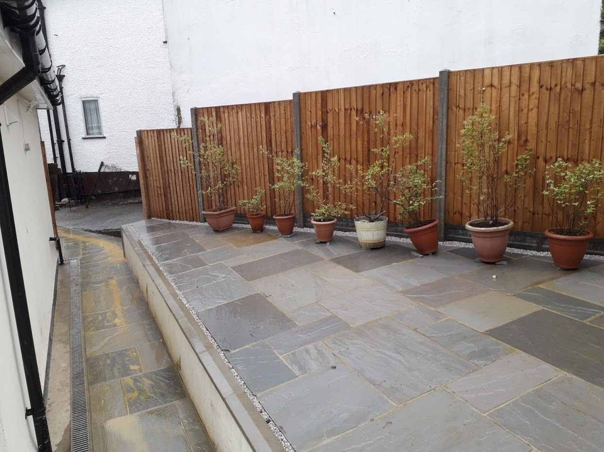 Build Dec Patios West London