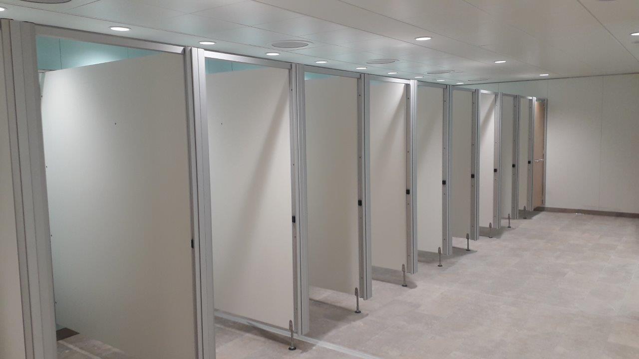 Build-Dec Commercial Toilet Refurbishment 1