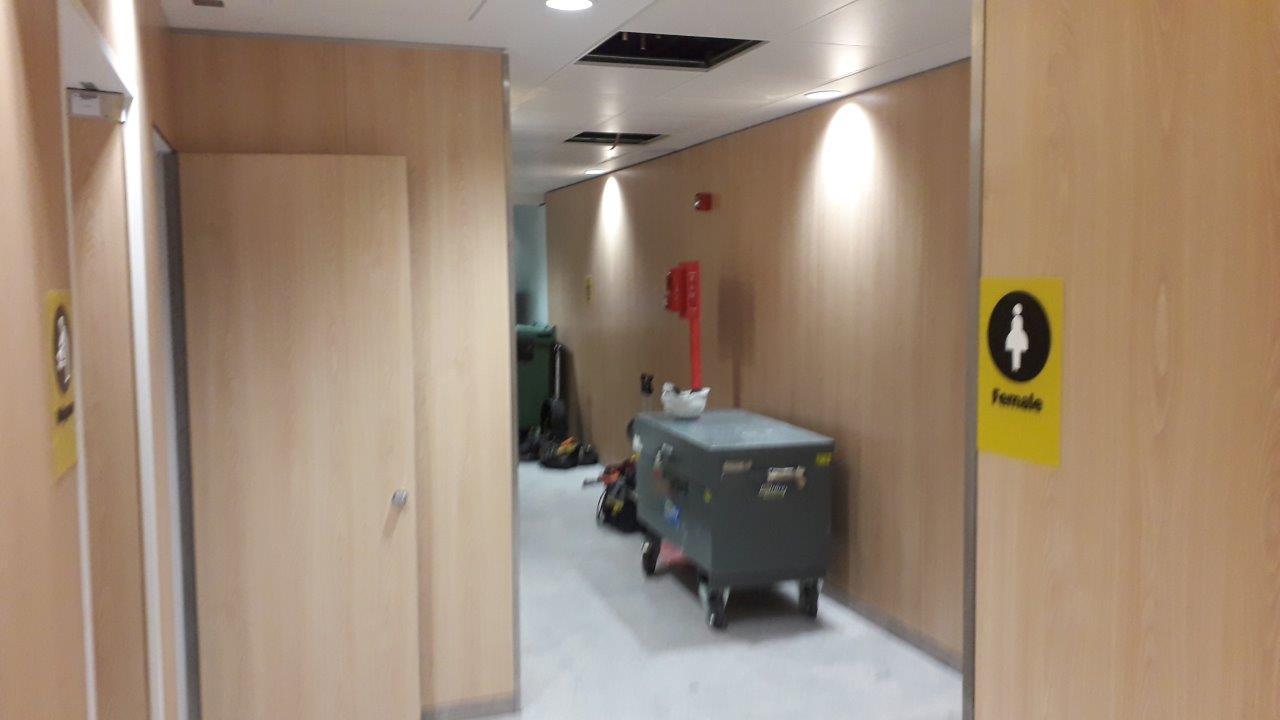 Build-Dec Commercial Toilet Refurbishment 10