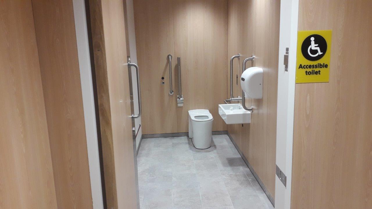 Build-Dec Commercial Toilet Refurbishment 5