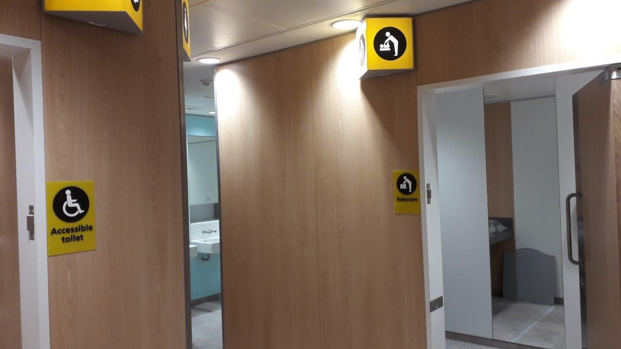 Build-Dec Commercial Toilet Refurbishment 6