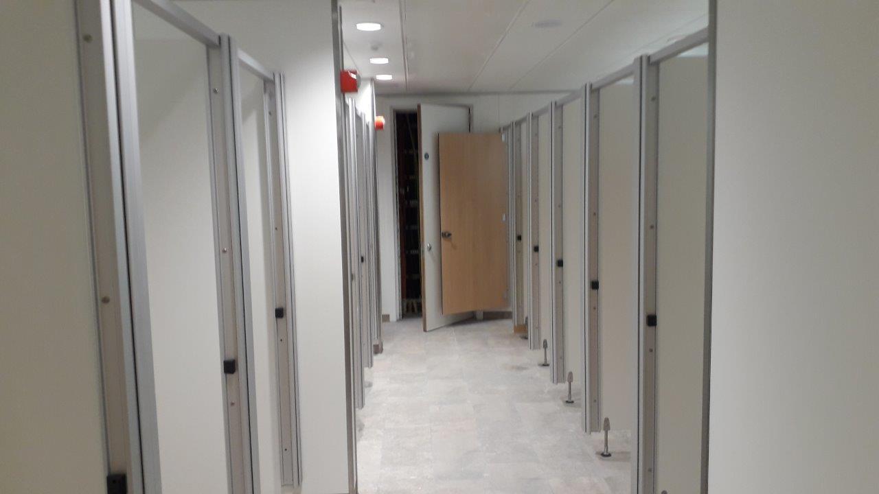 Build-Dec Commercial Toilet Refurbishment 7